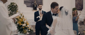 wedding video in amalfi coast