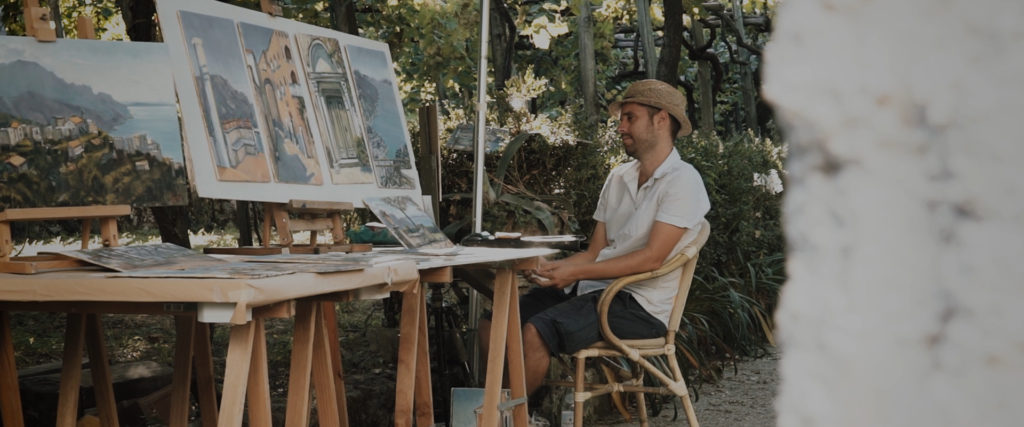 wedding videographer amalfi coast