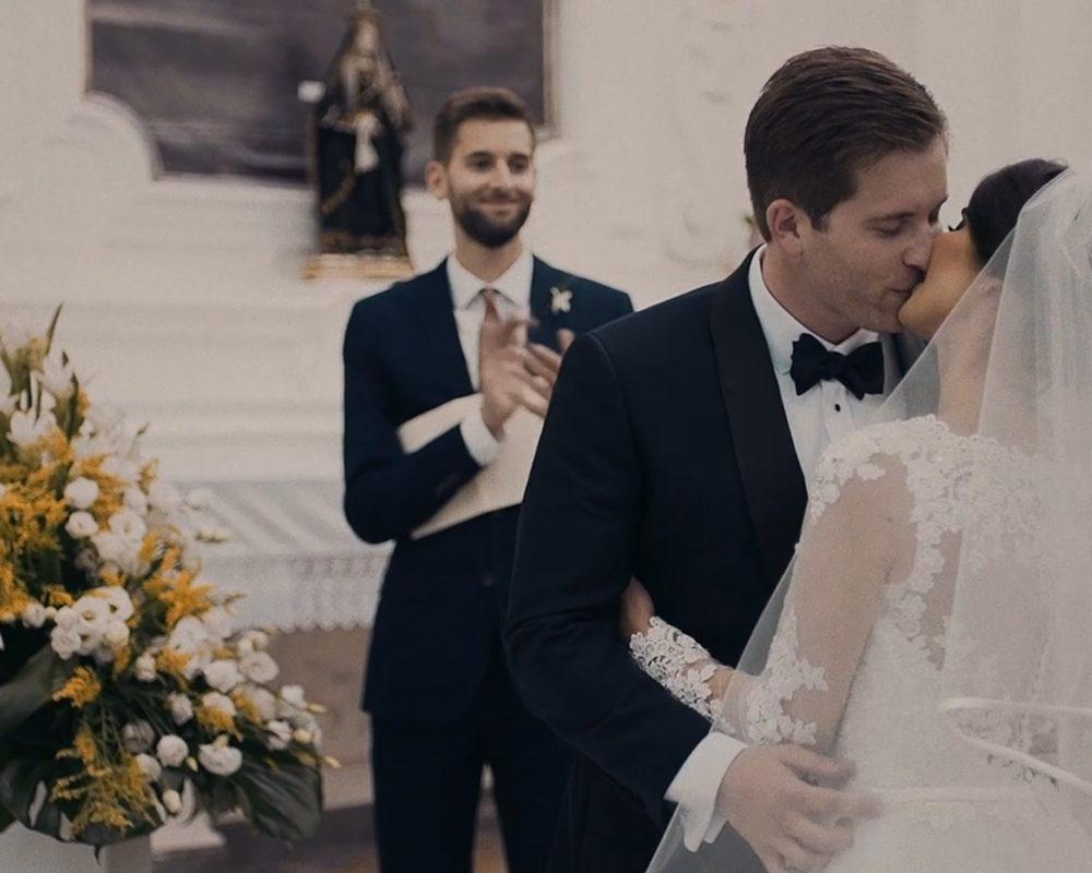 wedding video in amalfi coast